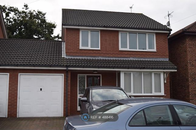 Thumbnail Detached house to rent in Meribel Close, Liverpool