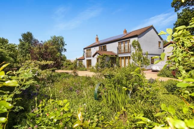 Thumbnail Detached house for sale in Moss Lane, Leyland, Lancashire, Preston