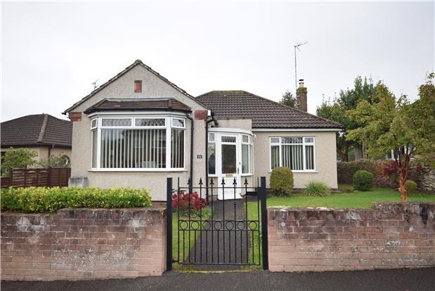 Thumbnail Detached bungalow for sale in Sandringham Avenue, Downend, Bristol