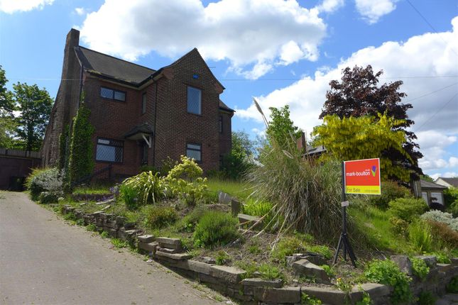 Thumbnail Detached house for sale in Bury New Road, Heywood