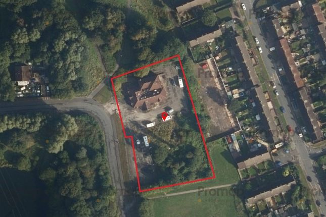 Thumbnail Land for sale in Vernon Way, Bloxwich, Walsall