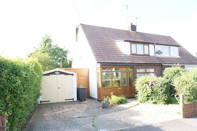 Thumbnail Property for sale in Meadow Way, Hockley