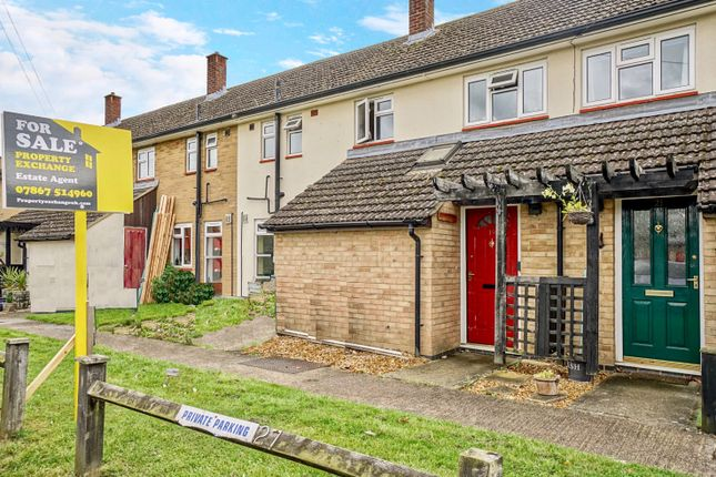Terraced house for sale in Wiltshire Road, Huntingdon