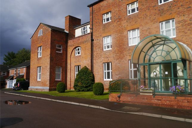 Thumbnail Flat for sale in Webber House, Shephard Mead, Tewkesbury, Gloucestershire