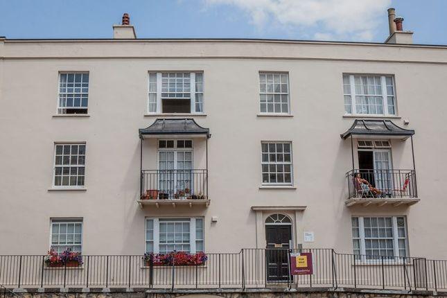 Thumbnail Flat for sale in Wellington Terrace, Clifton, Bristol