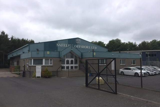 Thumbnail Light industrial to let in Burghmuir Place, Colpy Road Industrial Estate, Oldmeldrum, Inverurie