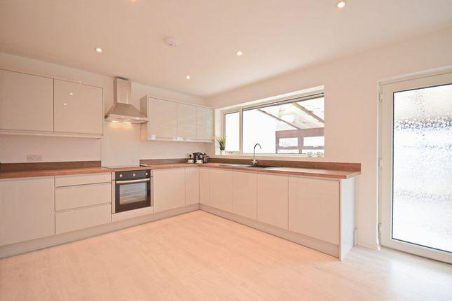 Kitchen of Crossings Close, Cleator Moor CA25