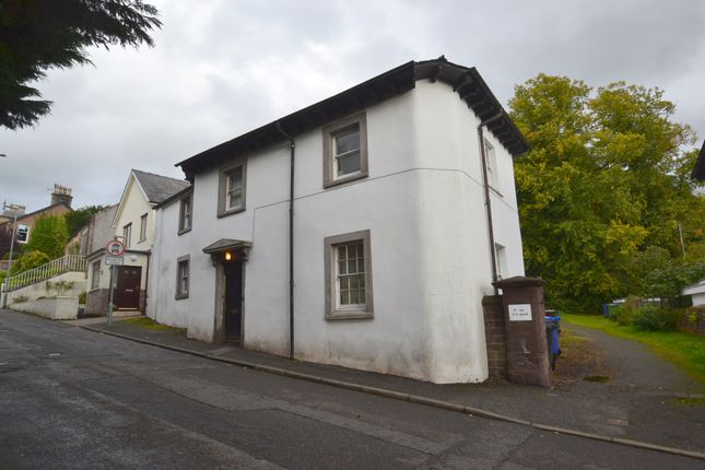 Thumbnail Flat to rent in Holmehill, Braeport, Dunblane
