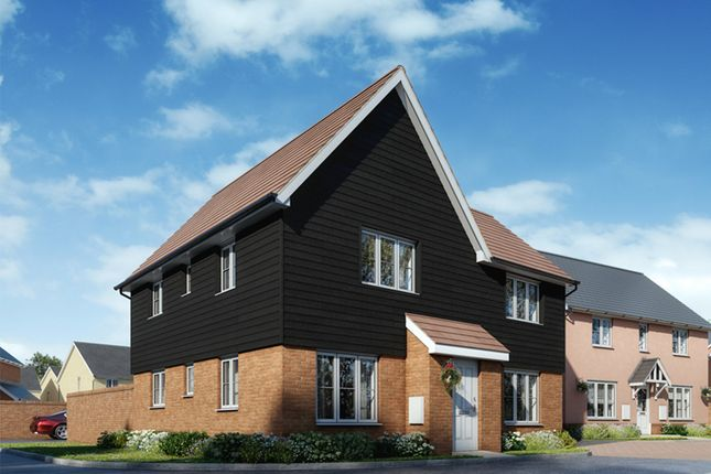 """Thumbnail Detached house for sale in """"Lincoln"""" at Marsh Lane, Harlow"""