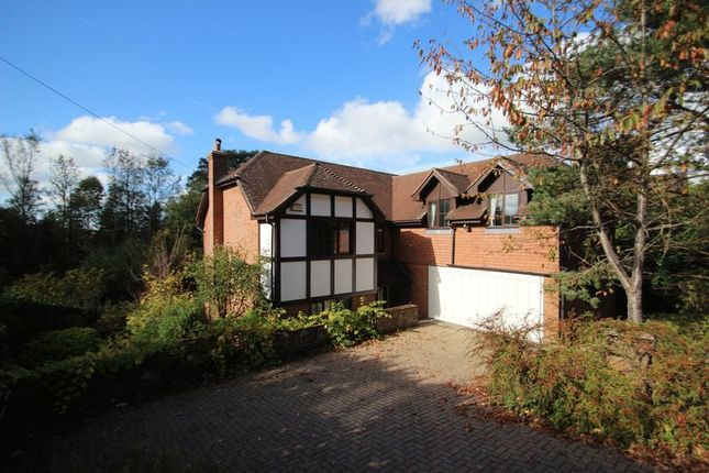 Thumbnail Detached house for sale in Stone Cross Road, Mayfield