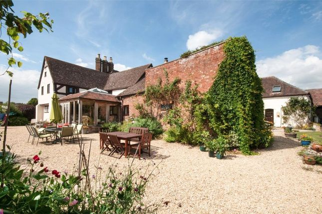 Thumbnail Detached house for sale in Tewkesbury Road, The Leigh, Gloucester