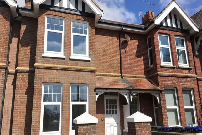 Thumbnail Property to rent in Rugby Road, Worthing
