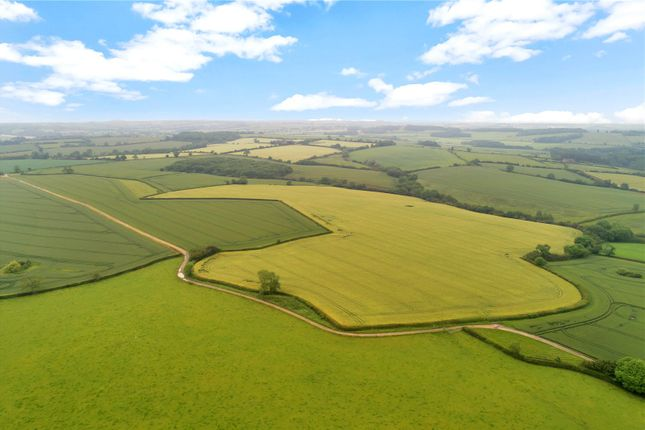 Thumbnail Land for sale in Hallaton, Market Harborough, Leicestershire
