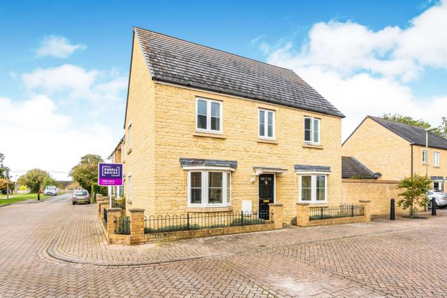 Thumbnail Link-detached house for sale in Baldwin Mews, Carterton