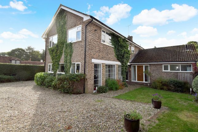 Thumbnail Detached house for sale in Enborne Row, Wash Water, Newbury