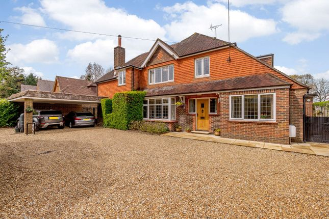 5 bed detached house for sale in Cox Green, Rudgwick, Horsham RH12