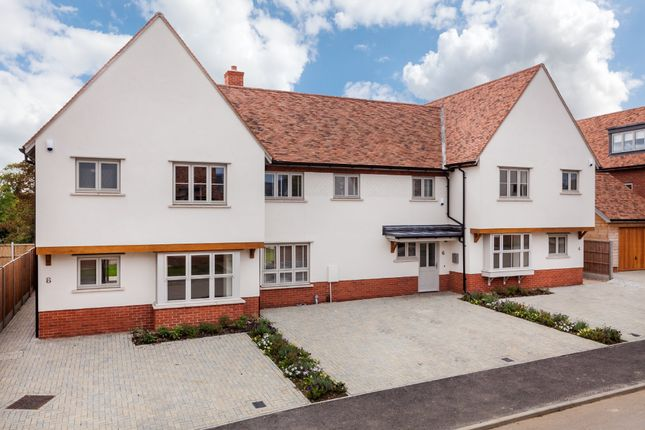 Thumbnail Terraced house for sale in Hempstead Road, Radwinter, Saffron Walden