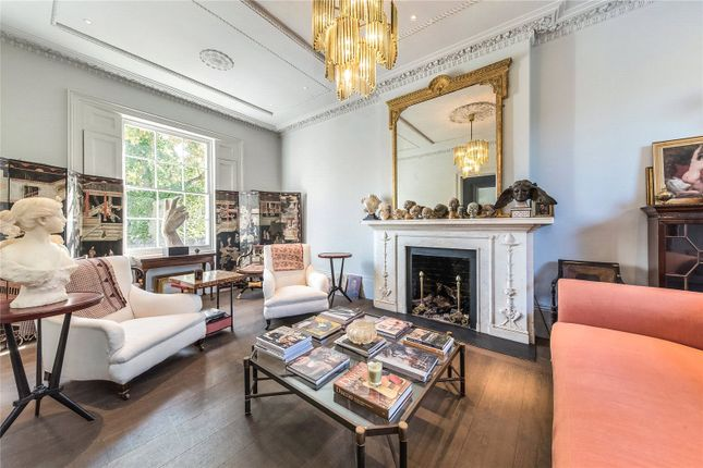 Thumbnail End terrace house to rent in Lansdowne Gardens, London