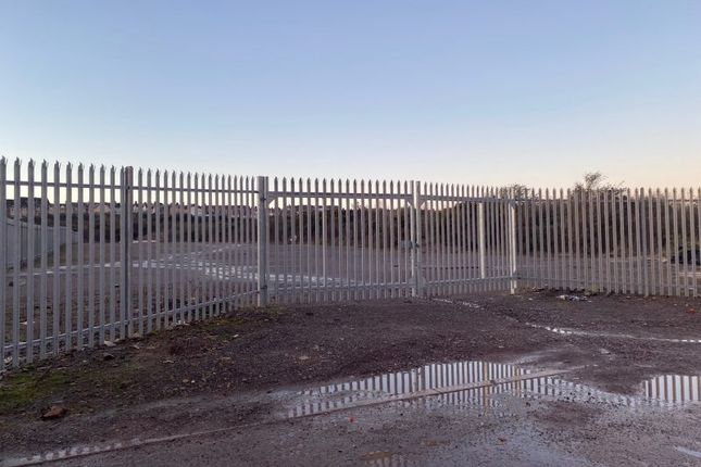 Land to let in Site, David Davies Road, Port Of Barry