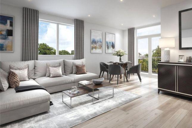Thumbnail Flat to rent in Bridge Road, Chertsey