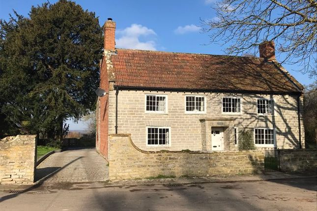 Thumbnail Detached house for sale in The Lodge, Church Street, Limington, Yeovil