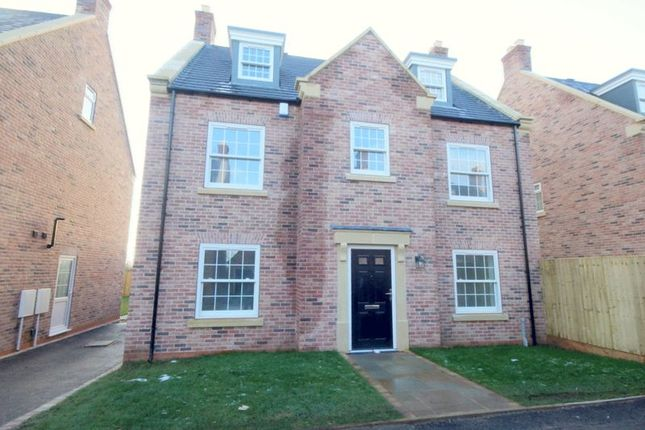 Thumbnail Detached house for sale in Turnberry Drive, Trentham, Stoke-On-Trent