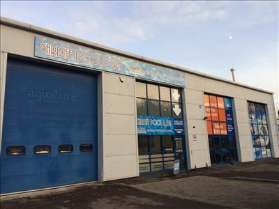 Thumbnail Light industrial for sale in Unit 2 Link Trade Park, Off Penarth Road, Cardiff