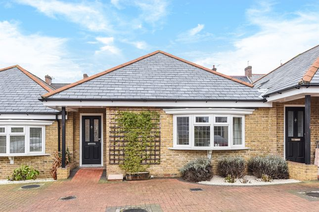Thumbnail Terraced bungalow for sale in Southcroft Road, London