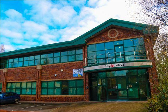 Thumbnail Office to let in Ground Floor, Unit 4, Firecrest Court, Centre Park, Warrington, Cheshire