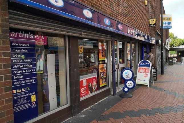 Thumbnail Retail premises for sale in Bulwell, Nottinghamshire