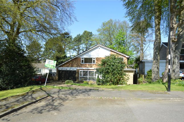 Thumbnail Detached house for sale in Woodhyrst Gardens, Kenley