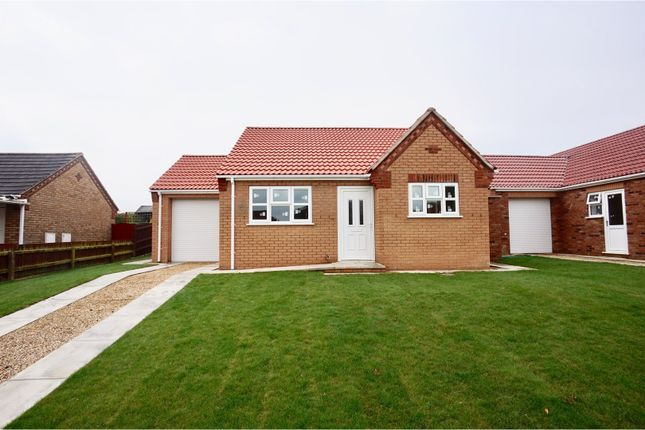 Thumbnail Detached bungalow for sale in Baggaley Drive, Horncastle