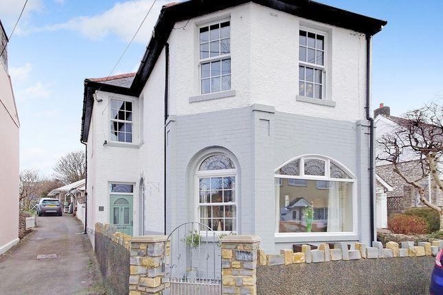 Thumbnail Detached house for sale in Newton Nottage Road, Newton Village, Newton, Porthcawl