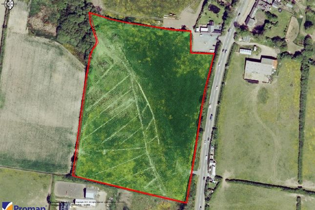 Thumbnail Land for sale in Land Adjoining A4076 Johnston, Haverfordwest