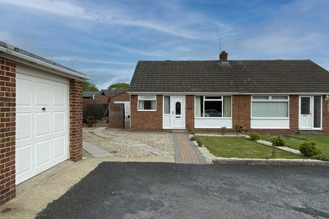 2 bed bungalow for sale in Gloucester Place, Darlington DL1