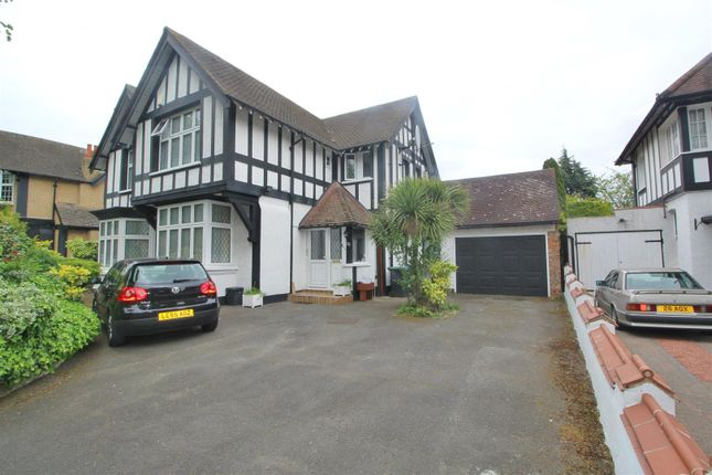 Thumbnail Detached house for sale in Abbey Road, Enfield