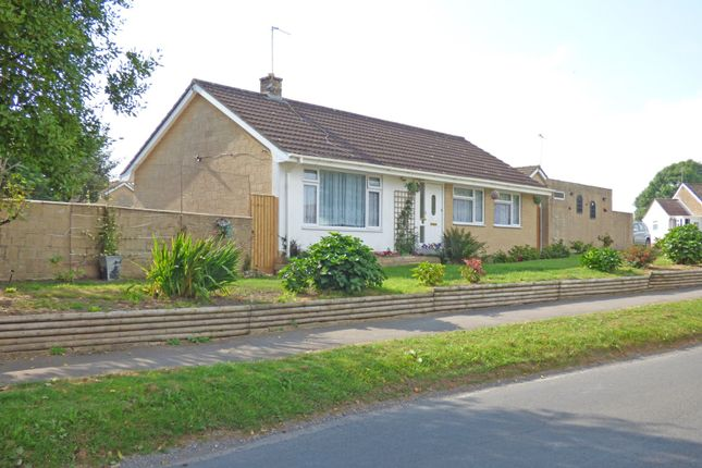 Thumbnail Detached bungalow for sale in Zeals Rise, Zeals, Warminster