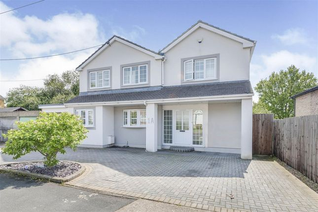 Thumbnail Detached house for sale in Helena Road, Rayleigh