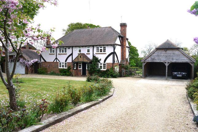 Thumbnail Detached house for sale in Rickmans Lane, Plaistow, Billingshurst, West Sussex