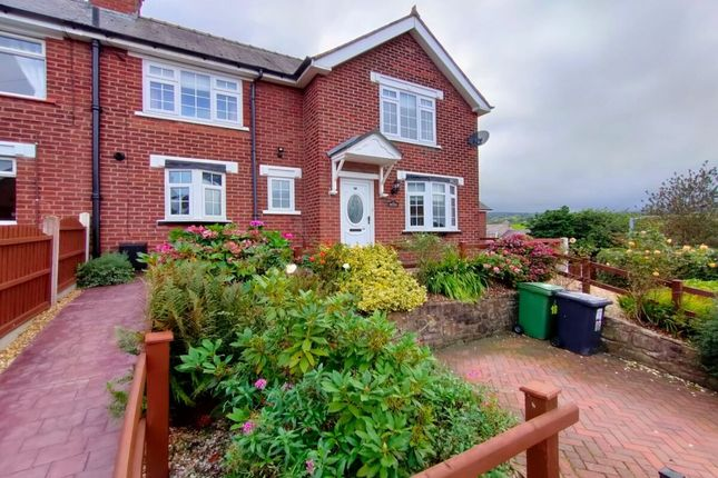 Thumbnail Semi-detached house for sale in Maes Madoc, Acrefair, Wrexham