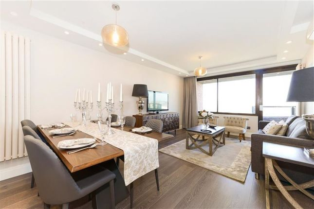 Thumbnail Flat to rent in Cresta House, Swiss Cottage, London