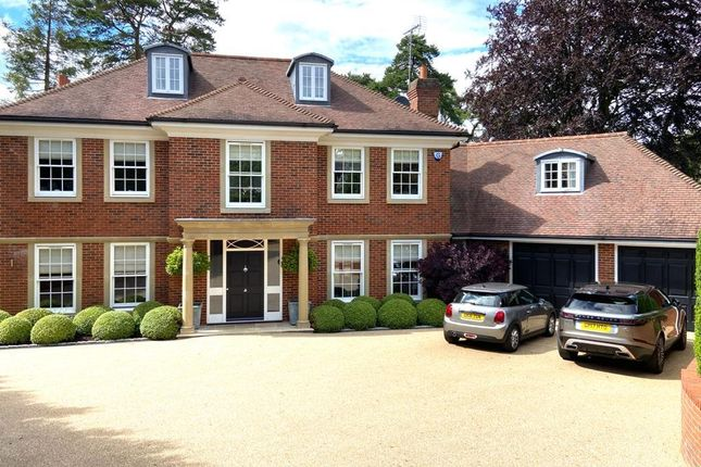 Thumbnail Detached house for sale in Oak Avenue, Sevenoaks, Kent