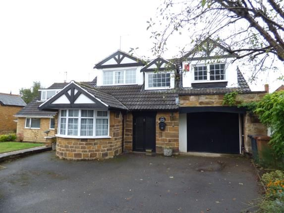 Thumbnail Detached house for sale in Brook Lane, Dallington Village, Northampton, Northamptonshire