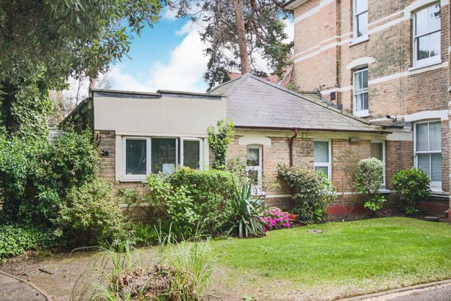 Thumbnail Flat for sale in 49 Christchurch Road, Bournemouth