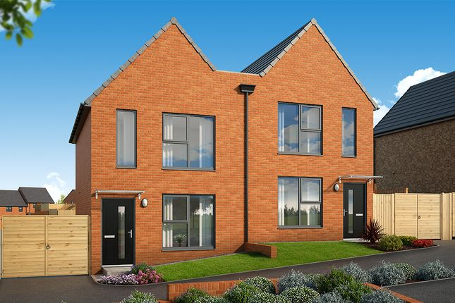 """Thumbnail Property for sale in """"The Foxhill"""" at Harborough Avenue, Sheffield"""