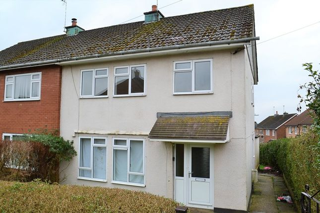 Thumbnail Semi-detached house to rent in Milford Road, Yeovil Marsh, Yeovil