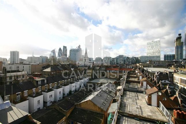 Thumbnail Flat to rent in Hanbury Street, Shoreditch, London