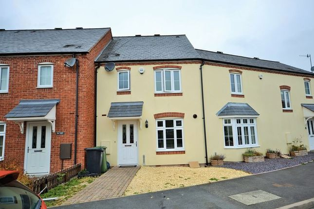 Thumbnail Terraced house for sale in Garden Close, Kington