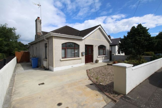 Thumbnail Bungalow for sale in Groomsport Road, Bangor