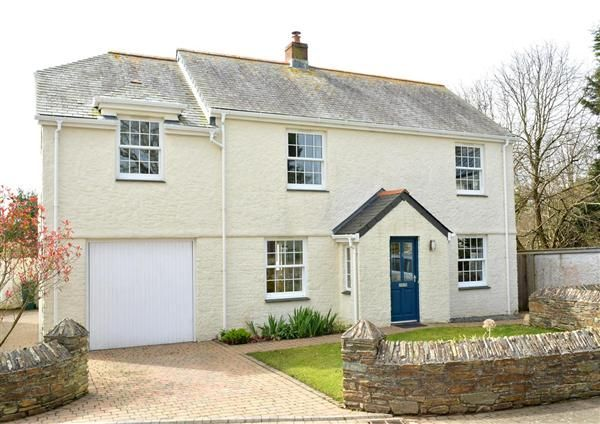 Thumbnail Detached house for sale in Gerrans, Truro, Cornwall